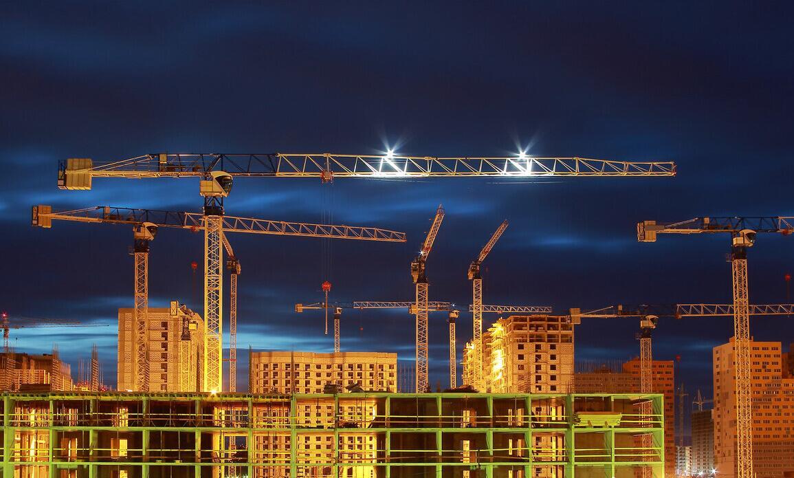 建筑业未来5年将推动广大中小企业向智能建造转型升级
