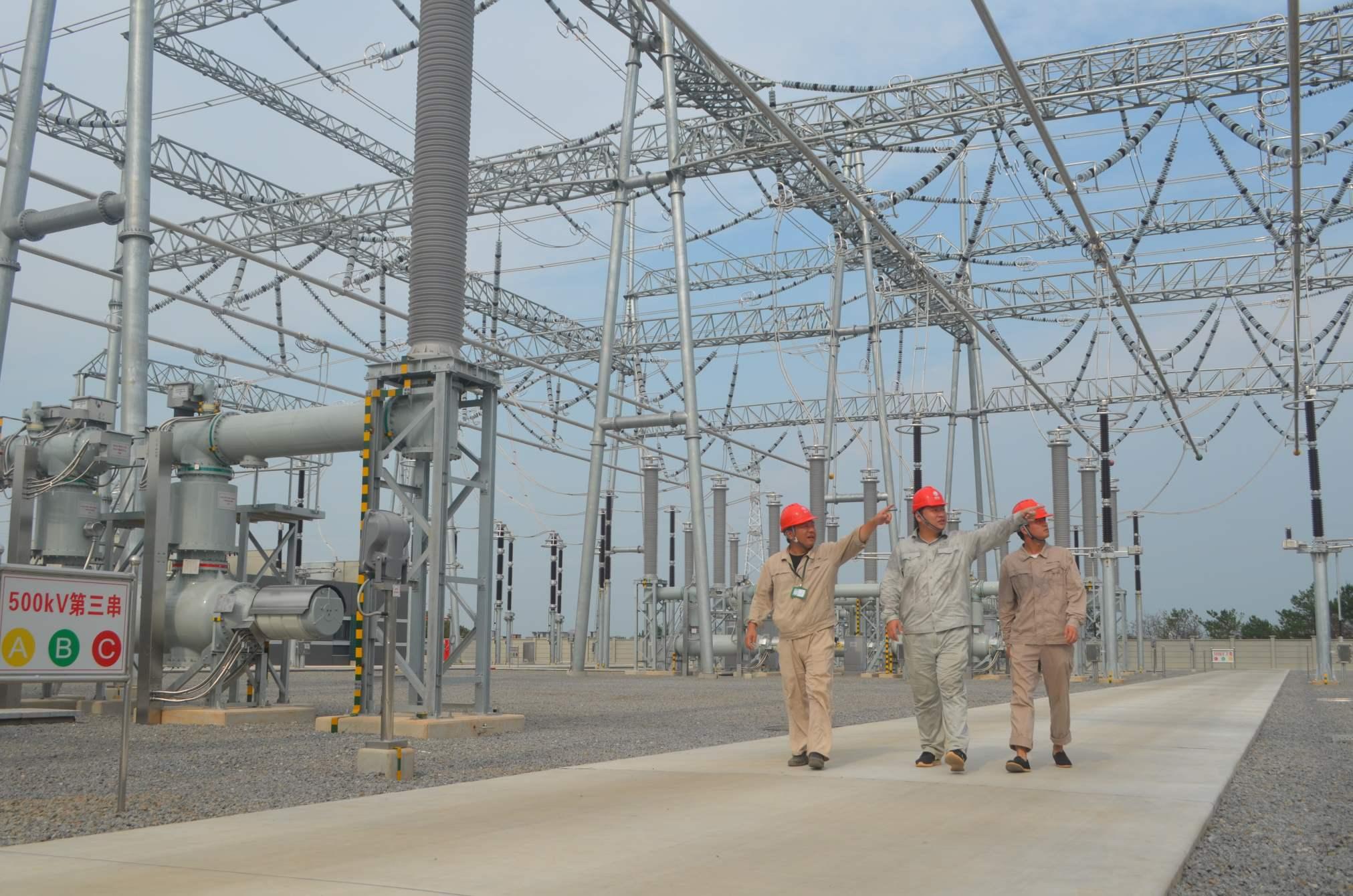 输变电工程专业承包资质可承接工程范围有哪些?